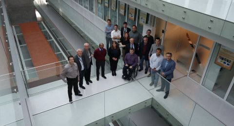 Horizon 2020 CreepUT consortium meeting