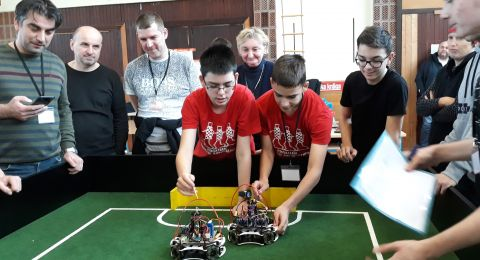 RoboCup Junior National Competition