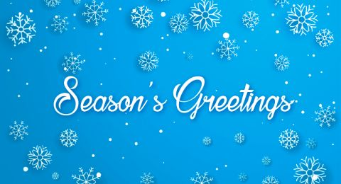 Season`s Greetings 2019