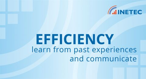 INETEC Values-Efficiency
